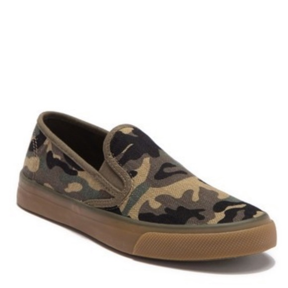 Sperry Shoes   Top Sider Seaside Camo